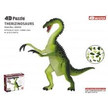 4D Puzzle Theriziosaurs