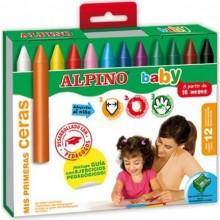 Alpino Baby 12 Li Mum Boya