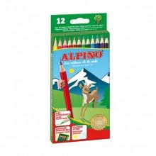Alpino 12 Li Kuru Boya