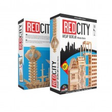 Red City Ahşap Bloklar